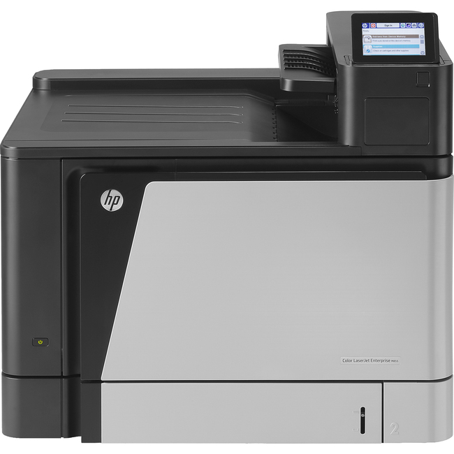 HP LaserJet M855DN Laser Printer - Color - 1200 x 1200 dpi Print - Plain Paper Print - Desktop