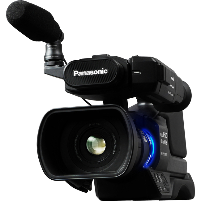 "Panasonic AVCCAM AG-AC8 Digital Camcorder - 3"" - Touchscreen LCD - MOS - Full HD"