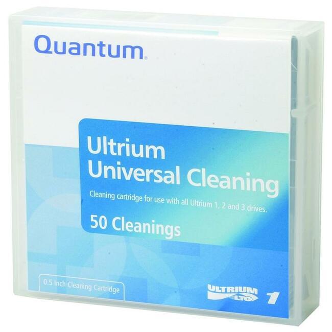 Quantum LTO Universal Cleaning