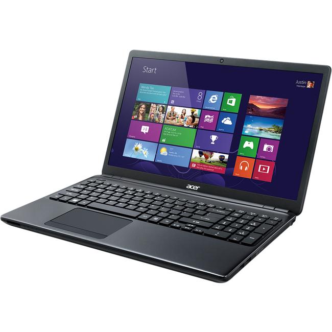 """Acer Aspire E1-532-35584G50Mnrr 15.6"""" LCD Notebook - Intel Pentium 3558U Dual-core (2 Core) 1.70 GHz - 4 GB DDR3L SDRAM"""