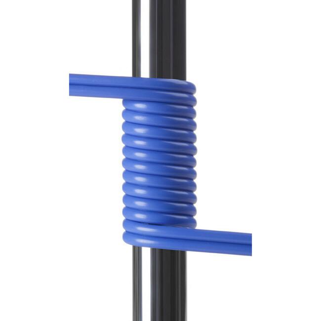 HP Premier Flex LC/LC LSZH 50/125u OM4 MM 1.6mm Zipcord Short-boot 4M Cable