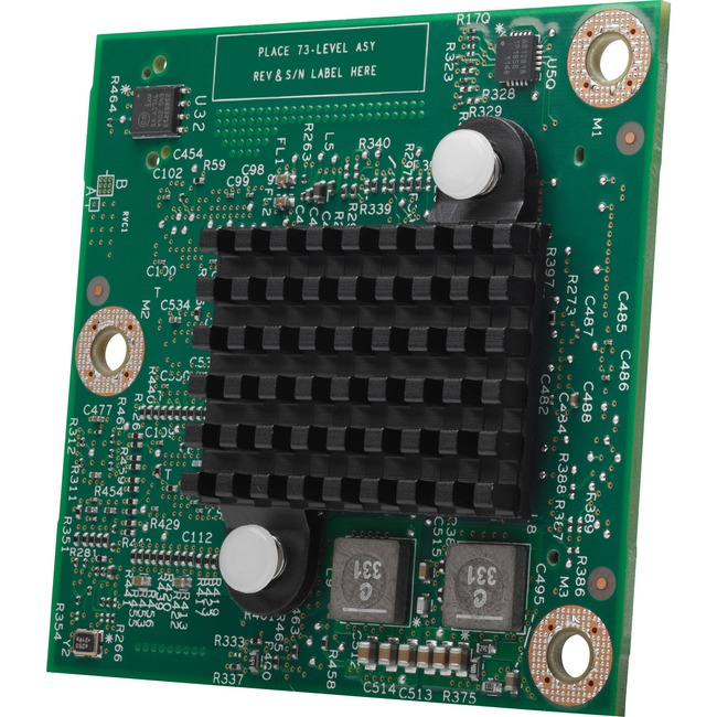 Cisco 256-Channel High-Density Voice DSP Module, or Spare