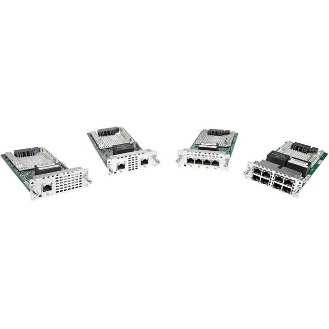Cisco 2 Port Multi-Flex Trunk Voice/Channelized Data T1/E1 Module