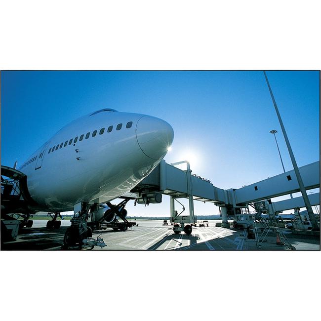 LCD MONITOR - TFT ACTIVE MATRIX - 60 INCH - 1366 X 768 - 700 CD/M2 - 2400:1 - 6