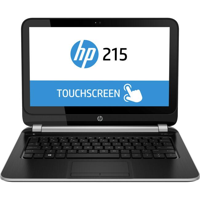 "HP 215 G1 11.6"" LCD Notebook - AMD A-Series A4-1250 Dual-core (2 Core) 1 GHz - 4 GB DDR3 SDRAM - 320 GB HDD - Windows 8."