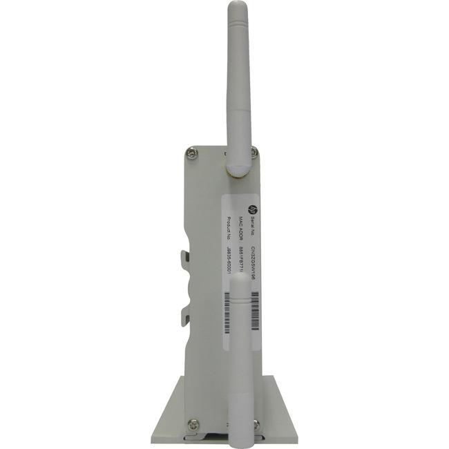 HP 501 IEEE 802.11ac 1.27 Gbit/s Wireless Bridge - ISM Band - UNII Band