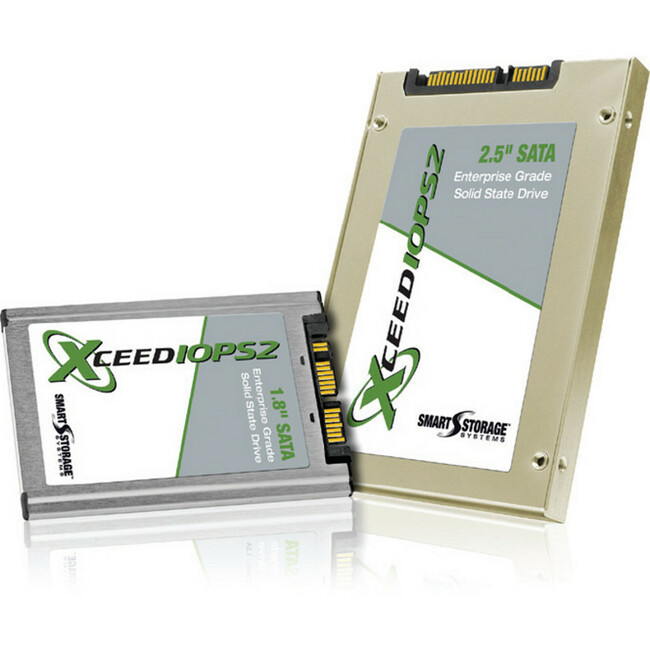 "Smart Storage XceedIOPS2 100 GB 2.5"" Internal Solid State Drive"