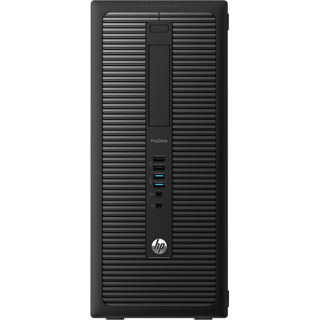 HP Business Desktop ProDesk 600 G1 Desktop Computer - Intel Core i7 (4th Gen) i7-4770 3.40 GHz - 16 GB DDR3 SDRAM - 1 TB