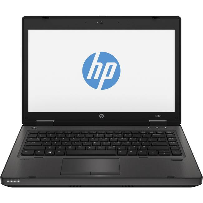 "HP mt40 14"" LCD Notebook - Intel Celeron B840 Dual-core (2 Core) 1.90 GHz - 4 GB DDR3 SDRAM - 16 GB SSD - Windows Embedd"