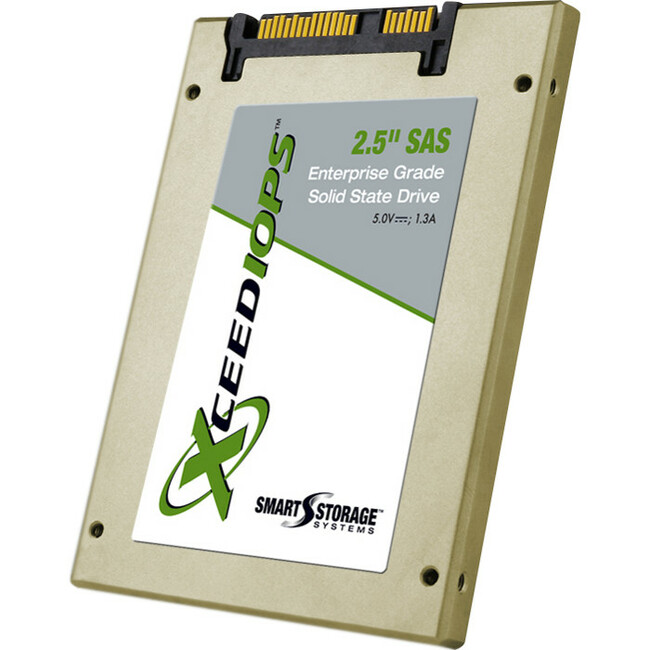 "Smart Storage XceedIOPS2 200 GB 2.5"" Internal Solid State Drive"