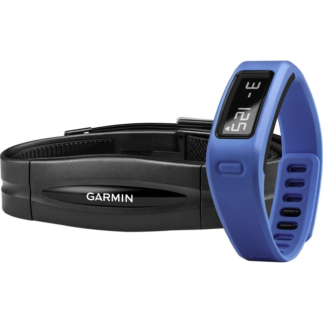 Garmin vívofit Heart Rate Monitor Blue