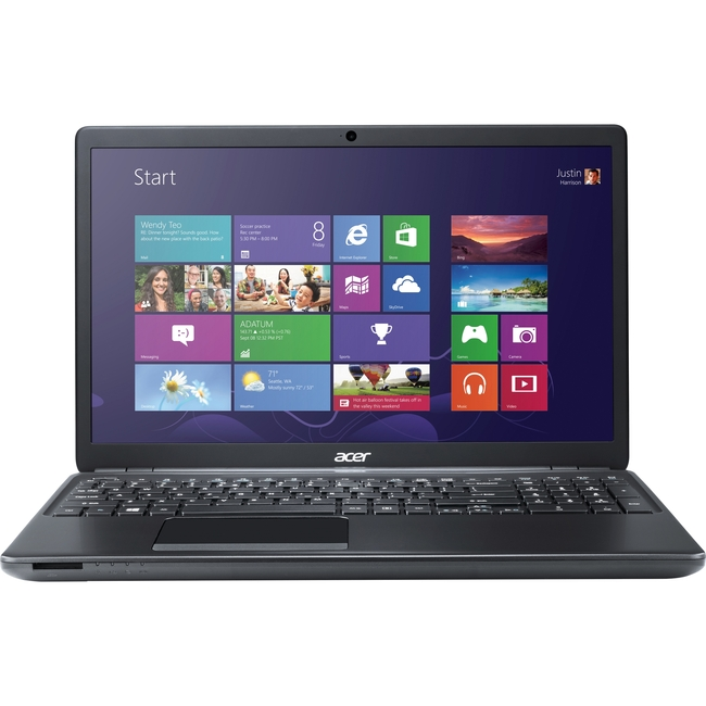 "Acer TravelMate P255-MP TMP255-MP-34014G50Mtkk 15.6"" Touchscreen LCD Notebook - Intel Core i3 i3-4010U Dual-core (2 Core"