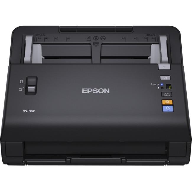 Epson WorkForce DS-860N Sheetfed Scanner - 600 dpi Optical