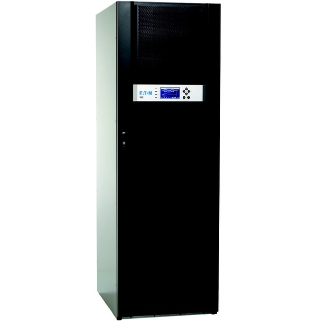 Eaton 30 kVA UPS Dual Feed with Internal Batteries & MS Network Card