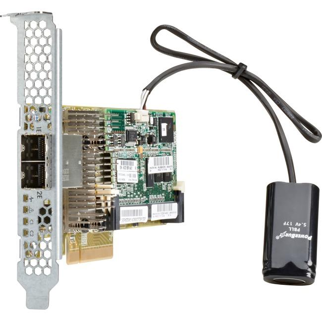 HP SMART ARRAY P431/4G CONTROLLER