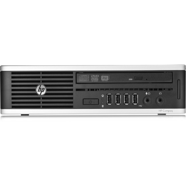 HP Business Desktop Elite 8300 Desktop Computer - Intel Core i5 (3rd Gen) i5-3470S 2.90 GHz - 4 GB DDR3 SDRAM - 500 GB H