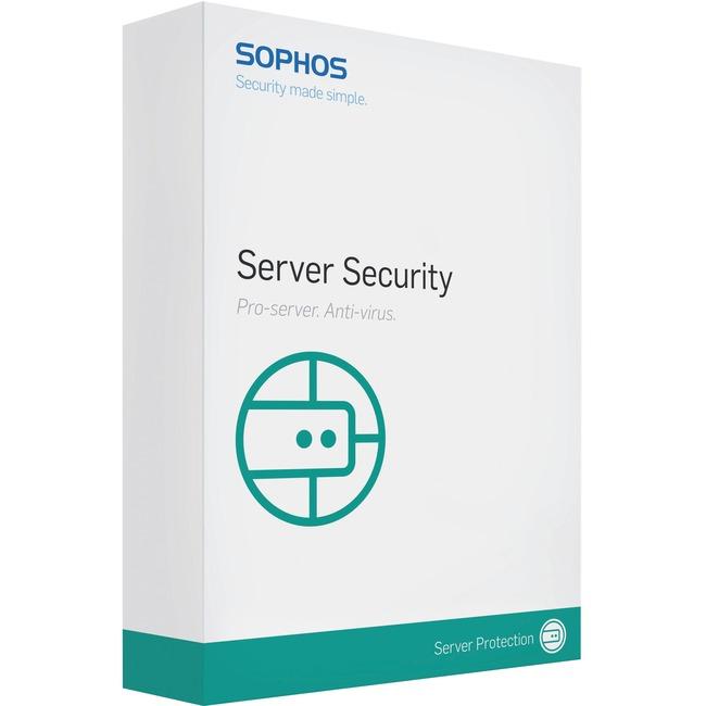 Sophos Antivirus for vShield - Subscription License (Renewal) - 1 VDI - 1 Year - Government, Volume