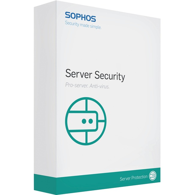 Sophos Antivirus for vShield - Subscription License (Renewal) - VDI - 3 Year - Academic, Volume