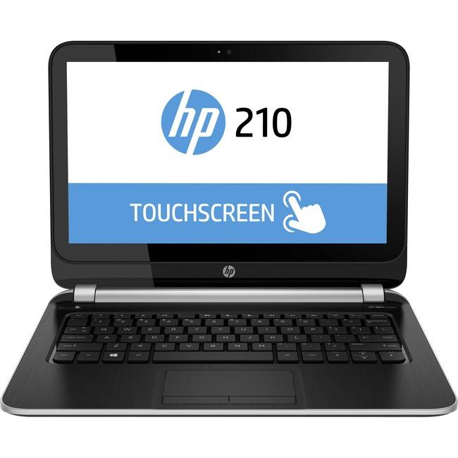 """HP 210 G1 11.6"""" Touchscreen LCD Notebook - Intel Core i3 (4th Gen) i3-4010U Dual-core (2 Core) 1.70 GHz - 4 GB DDR3 SDRA"""