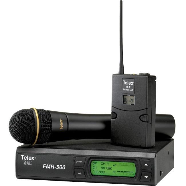 Bosch FMR-500 UHF Wireless Microphone System