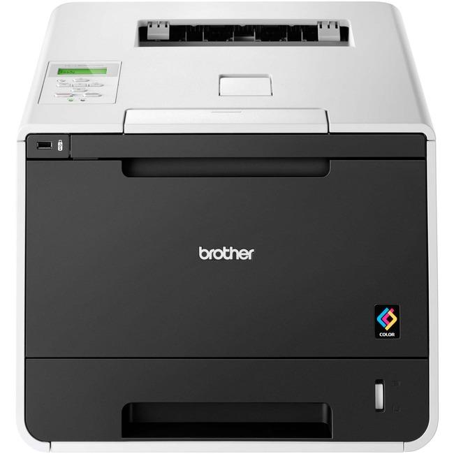 Brother HL-L8250CDN Laser Printer - Color - 2400 x 600 dpi Print - Plain Paper Print - Desktop
