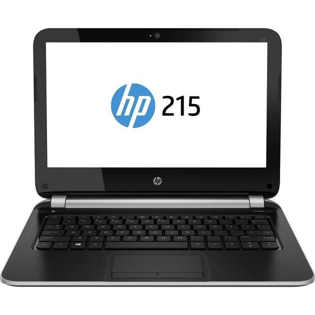 "HP 215 G1 11.6"" LCD Notebook - AMD A-Series A4-1250 Dual-core (2 Core) 1 GHz - 4 GB DDR3 SDRAM - 320 GB HDD - Windows 7"