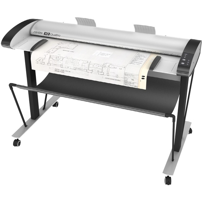 Contex IQ Quattro IQ 4420 Large Format Sheetfed Scanner - 1200 dpi Optical