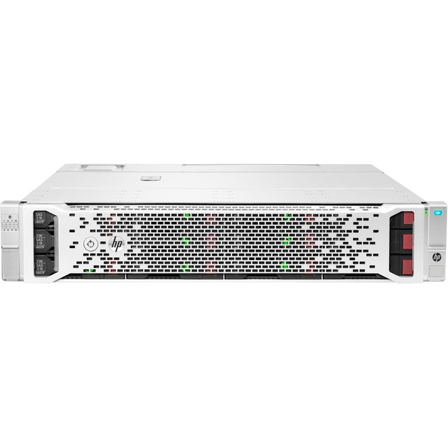 HP D3600 Drive Enclosure Rack-mountable