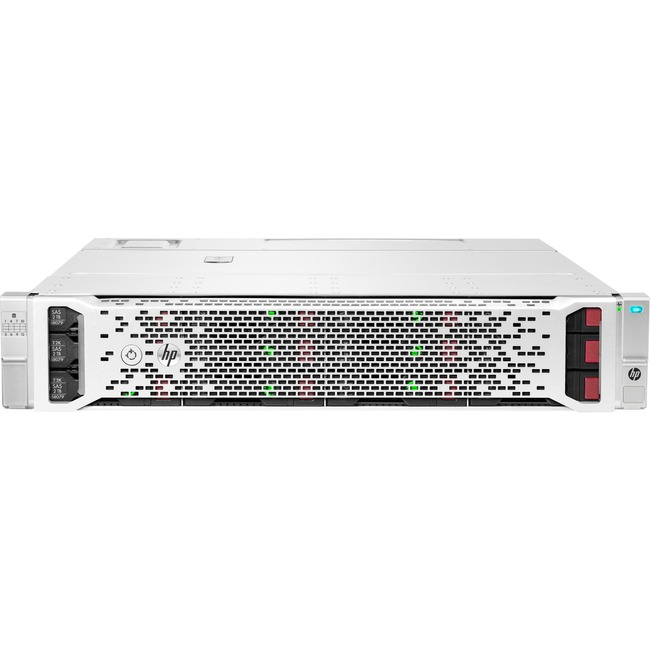 HP D3600 DAS Array - 12 x HDD Supported - 12 x HDD Installed - 24 TB Installed HDD Capacity