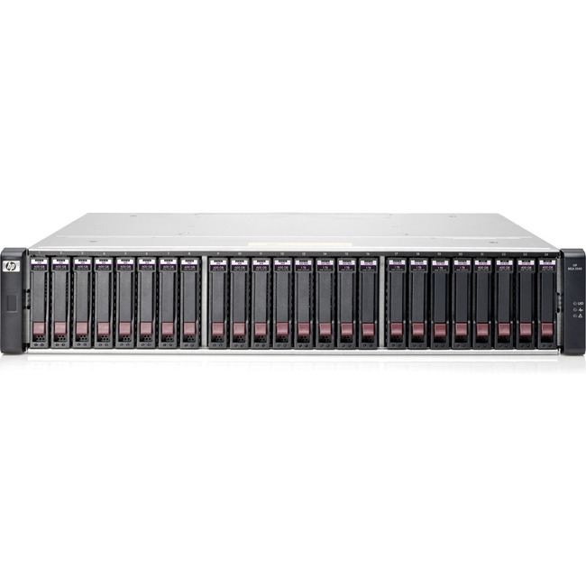HP 1040 SAN Array - 24 x HDD Supported - 28.80 TB Supported HDD Capacity