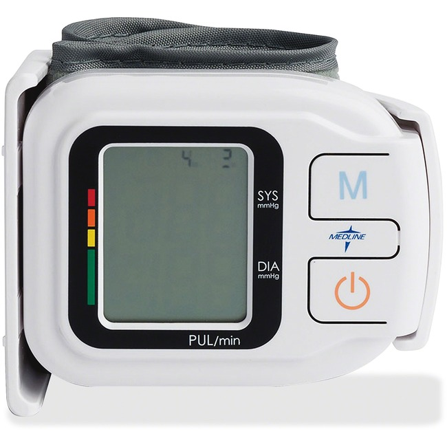 Medline Digital Wrist Plus Blood Pressure Monitor