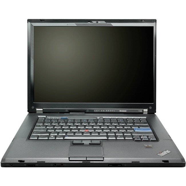 "Lenovo ThinkPad T500 2055AS3 15.4"" - Intel Core 2 Duo T9400 Dual-core (2 Core) 2.53 GHz - 4 GB - 160 GB HDD - Windows XP"