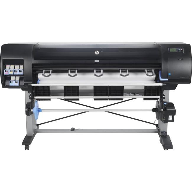 """HP Designjet Z6600 Inkjet Large Format Printer - 60"""" Print Width - Color"""