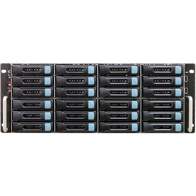 AIC SB402-CP2 Barebone System - 4U Rack-mountable - Intel C602 Chipset - Socket R LGA-2011 - 2 x Processor Support