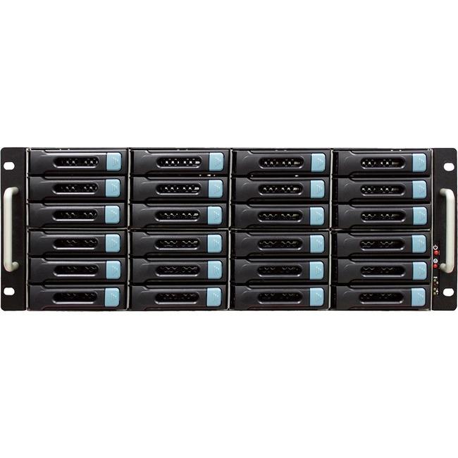 AIC SB401-CP2 Barebone System - 4U Rack-mountable - Intel C602 Chipset - Socket R LGA-2011 - 2 x Processor Support