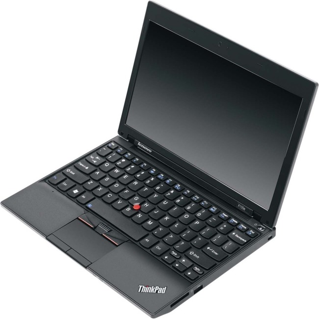 "Lenovo ThinkPad X100e 2876AP9 11.6"" 16:9 Notebook - 1366 x 768 - AMD Athlon Neo MV-40 Single-core (1 Core) 1.60 GHz - 2"