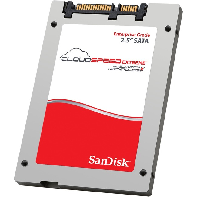 "SanDisk CloudSpeed Extreme 100 GB 2.5"" Internal Solid State Drive"