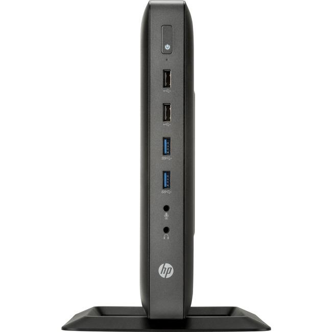 HP Thin Client | AMD G-Series GX-415GA Quad-core (4 Core) 1.50 GHz | Black | TAA Compliant