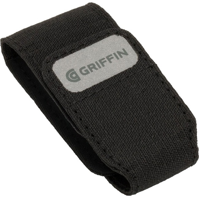 Griffin Carrying Case (Pouch) for Sensor, Fitness Tracker - Black