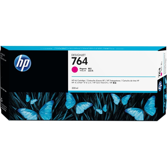 HP 764 Original Ink Cartridge | Magenta