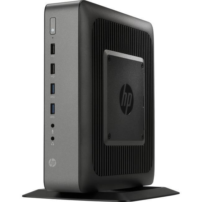 HP Thin Client - AMD G-Series GX-420CA Quad-core (4 Core) 2 GHz - Black
