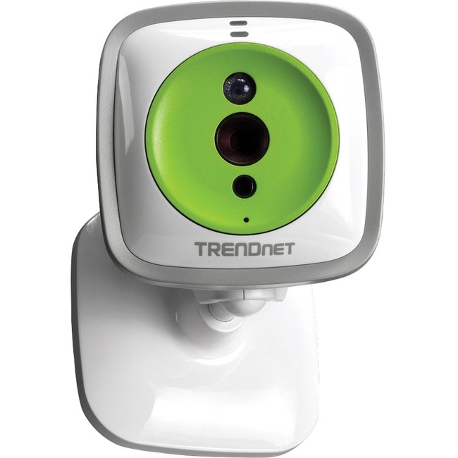 TRENDnet TV-IP743SIC Network Camera - Color