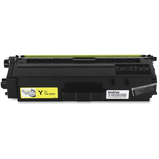 Brother TN339Y Toner Cartridge - Yellow