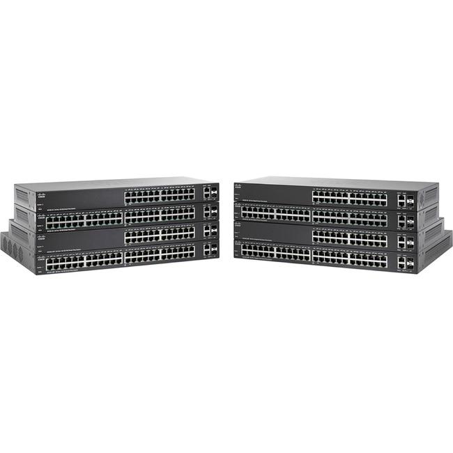 Cisco SG220-50P Ethernet Switch