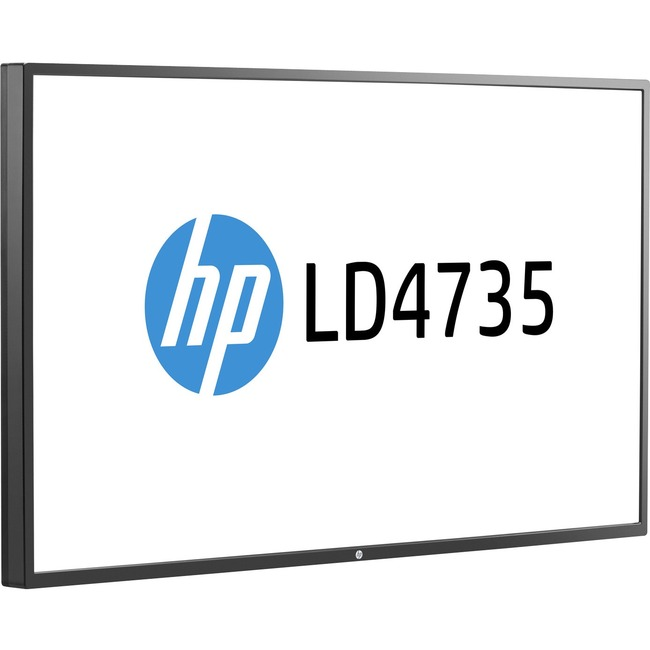 HP LD4745tm 46.96-inch Interactive LED Digital Signage Display(F1M95A8)