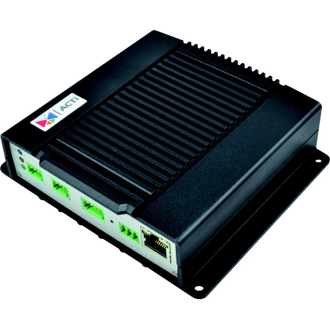 ACTi 1-Channel 960H/D1 H.264 Extended Temperature Video Encoder
