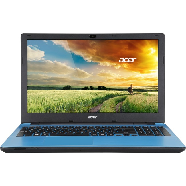 """Acer Aspire E5-511-P4LN 15.6"""" LED Notebook - Intel Pentium N3530 Quad-core (4 Core) 2.16 GHz - Blue"""