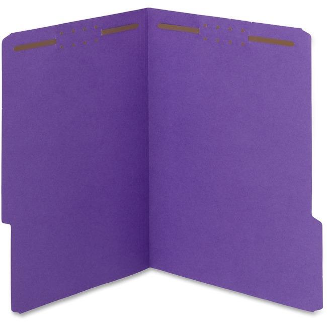 Smead WaterShed®CutLess® Fastener Folders