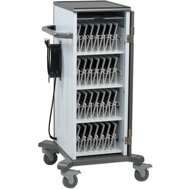 Anthro YES Cart for Tablets Up to 40 Units