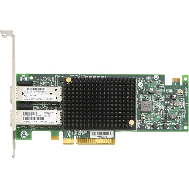 HPE StoreFabric CN1200E 10Gb Converged Network Adapter